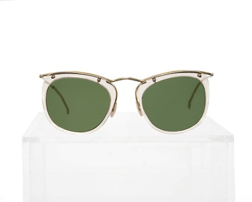 french combination sunglasses from the collection of General Eyewear