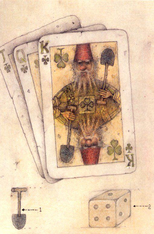 King gnome...