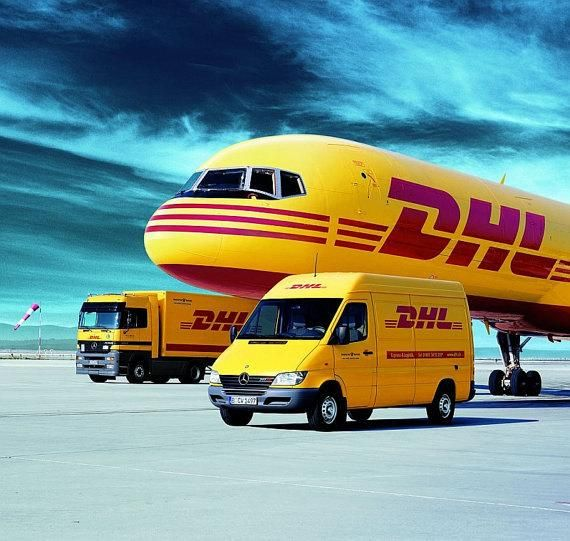 Dhl Express Service Fast Shipping Service Through Dhl Secure Etsy Expressions Courier Logistics
