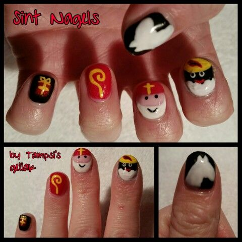 Sint nails by Tampsi's