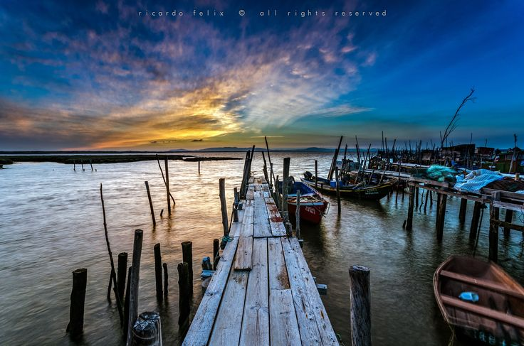 After a fishing day... by Ricardo Bahuto Felix on 500px