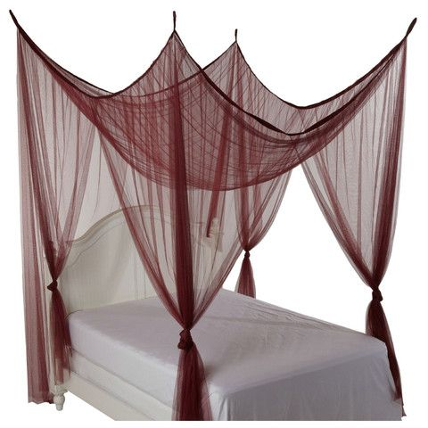 Bed canopy. Hang from ceiling or bed posts. Luxury at everyday prices.