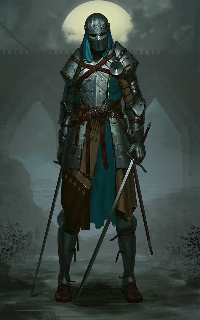 Doytar, the masked knight