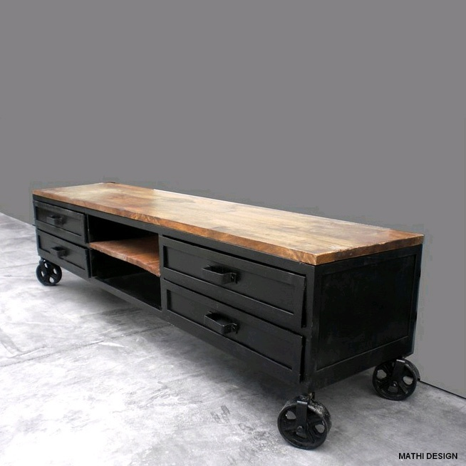 Sideboard Schwarzbraun ~ 1000+ images about Meuble tv on Pinterest  Entertainment units