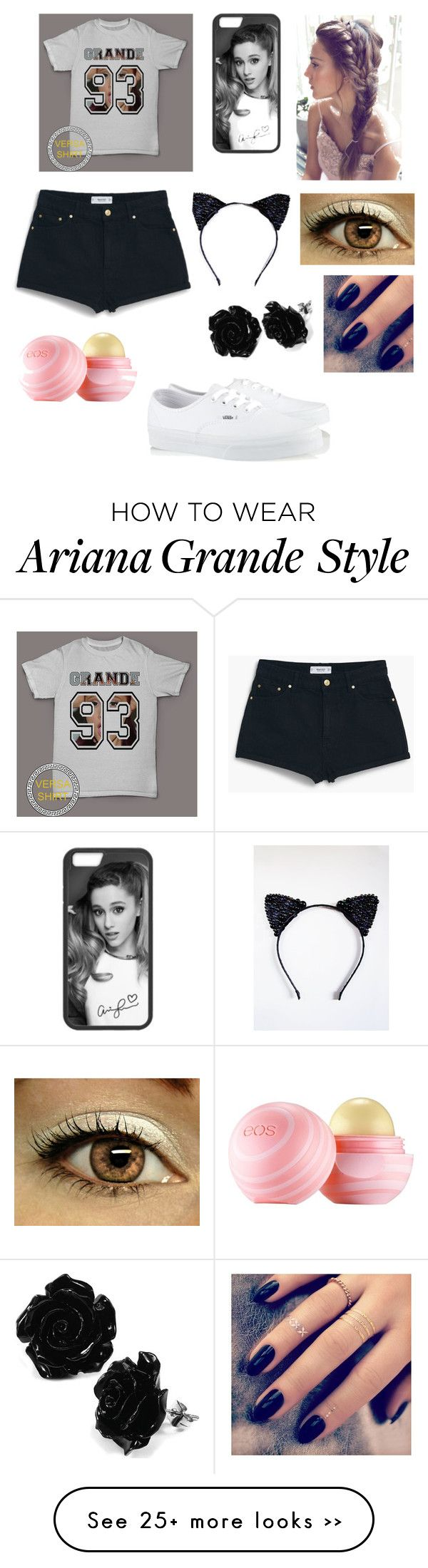 """Ariana grande concert"" by katelyn-huynh on Polyvore"