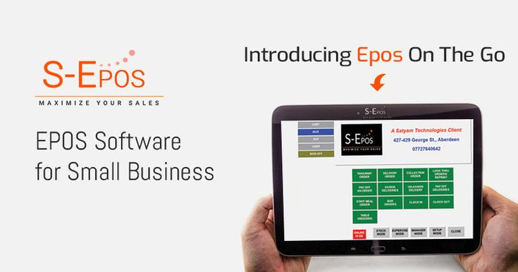 Here are the best EPOS systems for small businesses, including electronic point-of-sale solutions for retail stores, restaurants and mobile businesses. See more - https://www.s-epos.co.uk/epos-system/  #EPOSSoftware #EPoSSystems #Aberdeen
