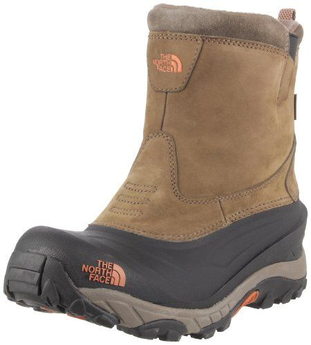 The North Face Men's Arctic Pull-On II Insulated Boot,Mud Pack Brown/Bombay Brown,10.5 M US - http://authenticboots.com/the-north-face-mens-arctic-pull-on-ii-insulated-bootmud-pack-brownbombay-brown10-5-m-us/