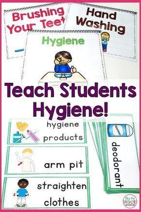 Hygiene Life Abilities Unit (Particular Schooling & Autism Useful resource)