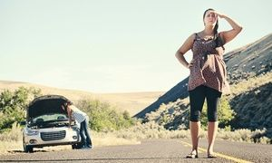 Groupon - $ 45 for 1-Year Roadside Assistance (up to 3 People) from Allstate Motor Club. Groupon deal price: $45