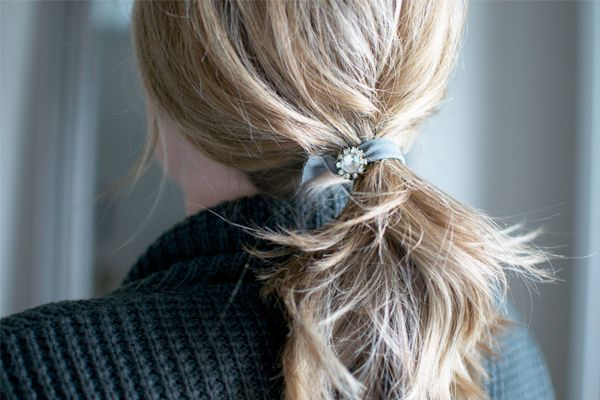 Jeweled hair band