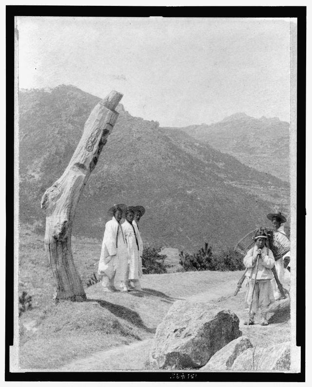 Korea in the Imperial Era and Japanese Occupation: On the Mountain Path