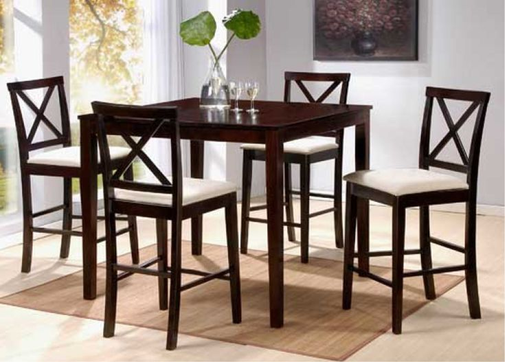 Modern High Kitchen Table dining room furniture toronto, ottawa, mississauga | kitchen table