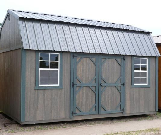 Best 30 Best Portable Sheds Images On Pinterest Metal Roof 640 x 480