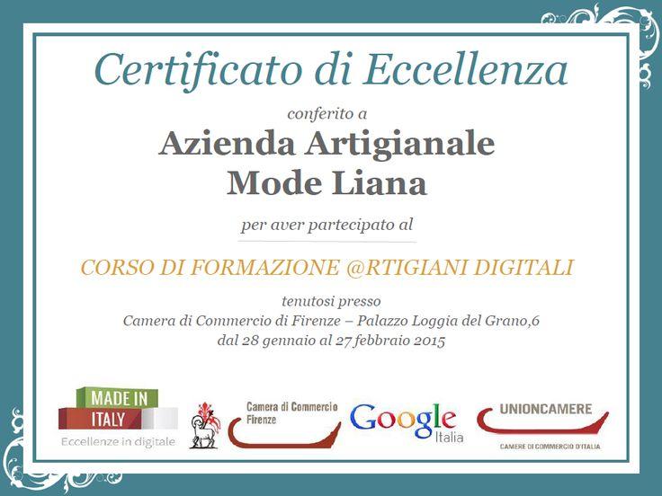 @Eccellenze in digitale Toscana @elenapolverosi @antonellaninni @rtigianidigitali @vmpreziosi @mcterrecotte @riccerisergio @schilleri #shareflorence