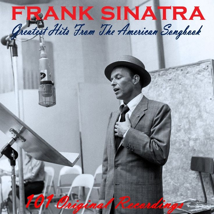 Frank Sinatra - 101 Greatest Hits from the American Songbook (AudioSonic...