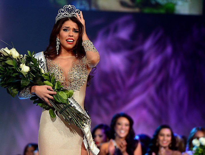 Miss California USA 2013 Mabelynn Capeluj
