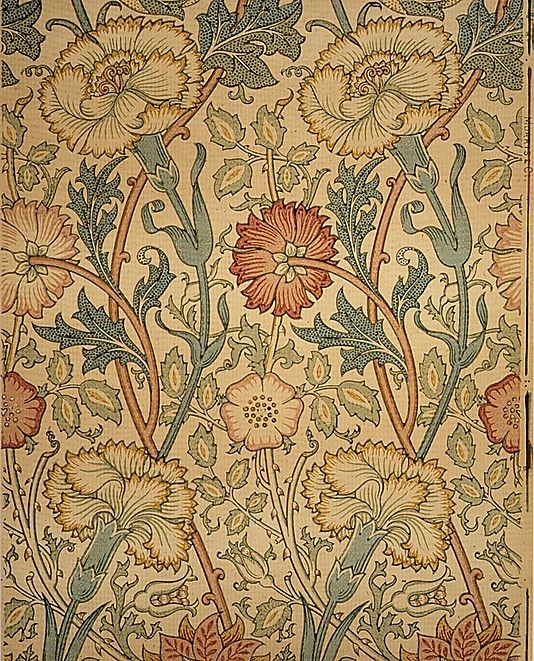 The Above Picture Was Created By William Morris William
