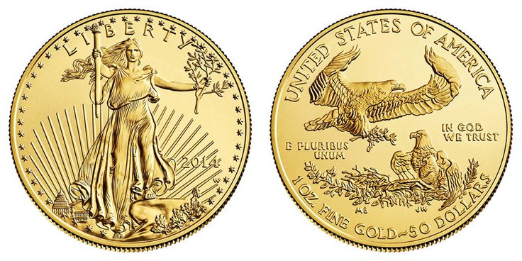 US Gold Coin Melt Values - How Much Gold Coins are Worth