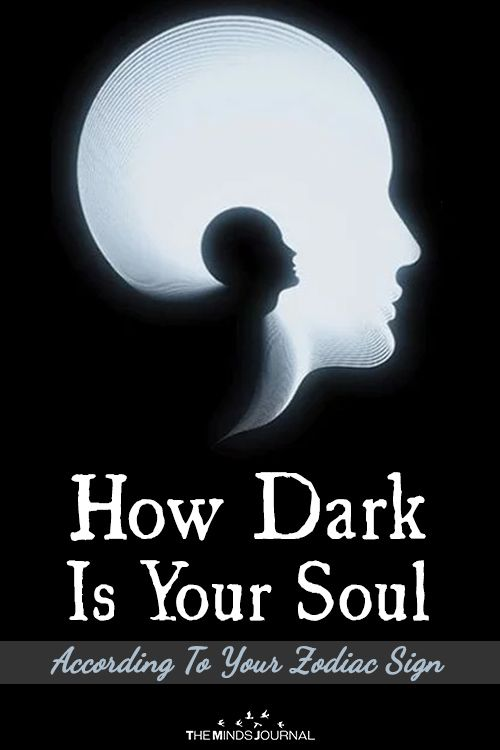 How Dark Is Your Soul (According To Your Zodiac Sign) | Zodiac Signs