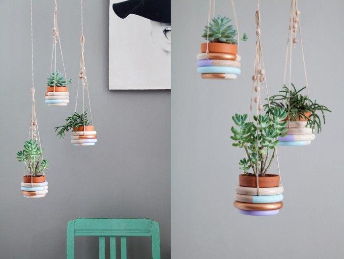 Best 569 Plants Indoor Hanging Diy Pots Images On Pinterest Other And Gardening