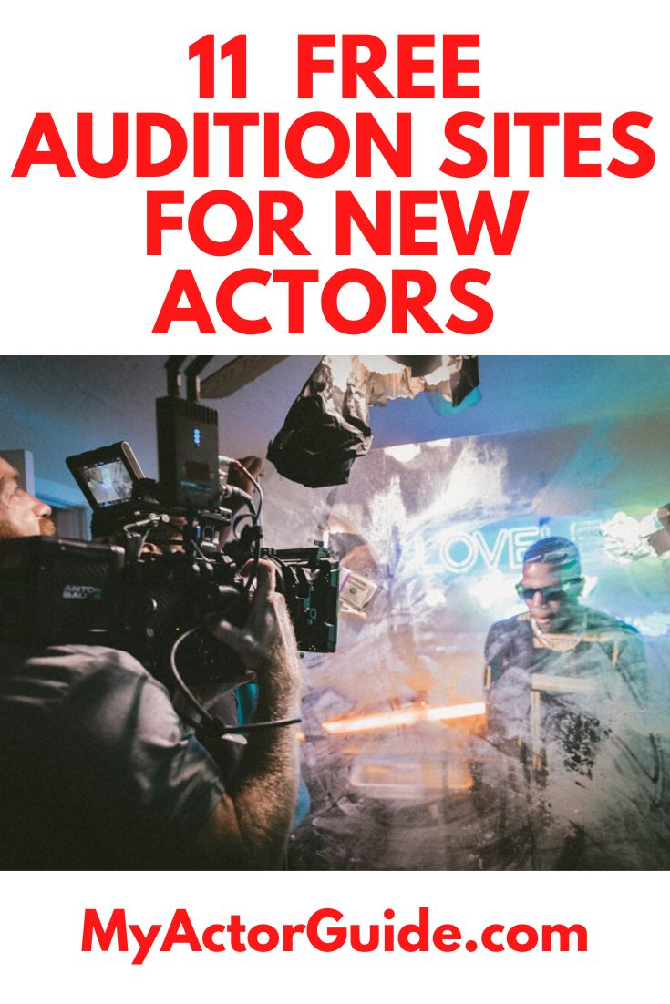 11 FREE Casting Sites Every Actor Should Know About My