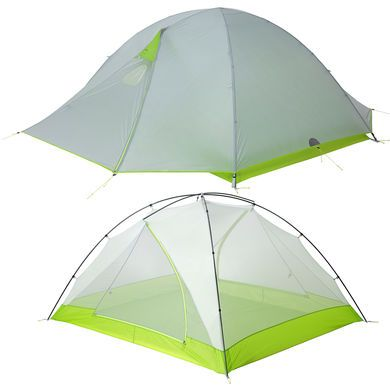 A good tent for the backcountry.