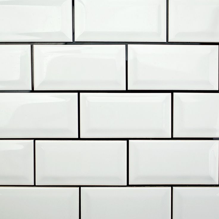 I know we're looking for a dark matte tile, but this edging could work? This also has a minimum order of 400 sq. feet.   But free shipping.    Basic 3x6 Beveled White Ceramic