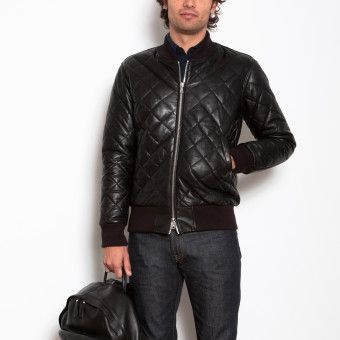 Roots - Men's Baseball Jkt Quilted