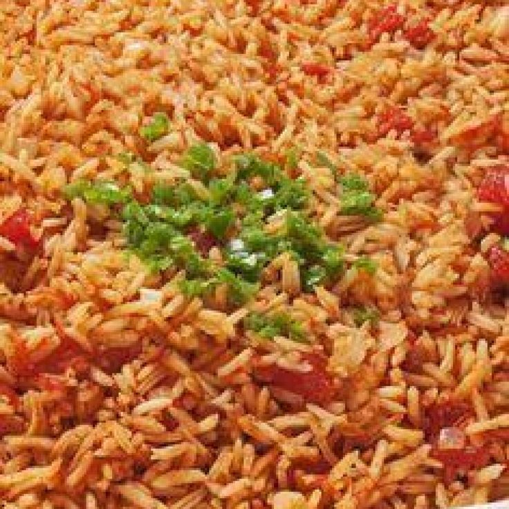 "Homemade (Made from Scratch) Spanish ""Rice-A-Roni"""