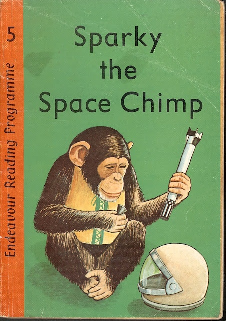 Sparky the Space Chimp (1967)