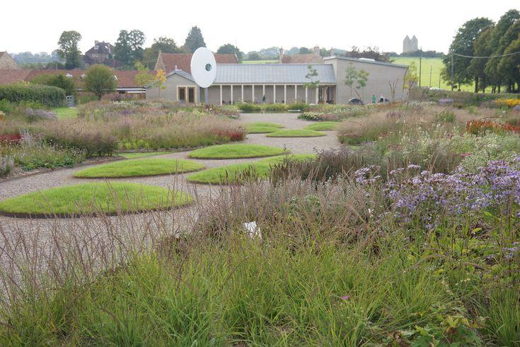 Oudolf Field - Hauser & Wirth Somerset ... SO Inspiring.