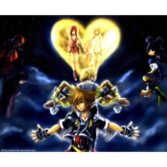 photo collection evil kingdom hearts wallpaper