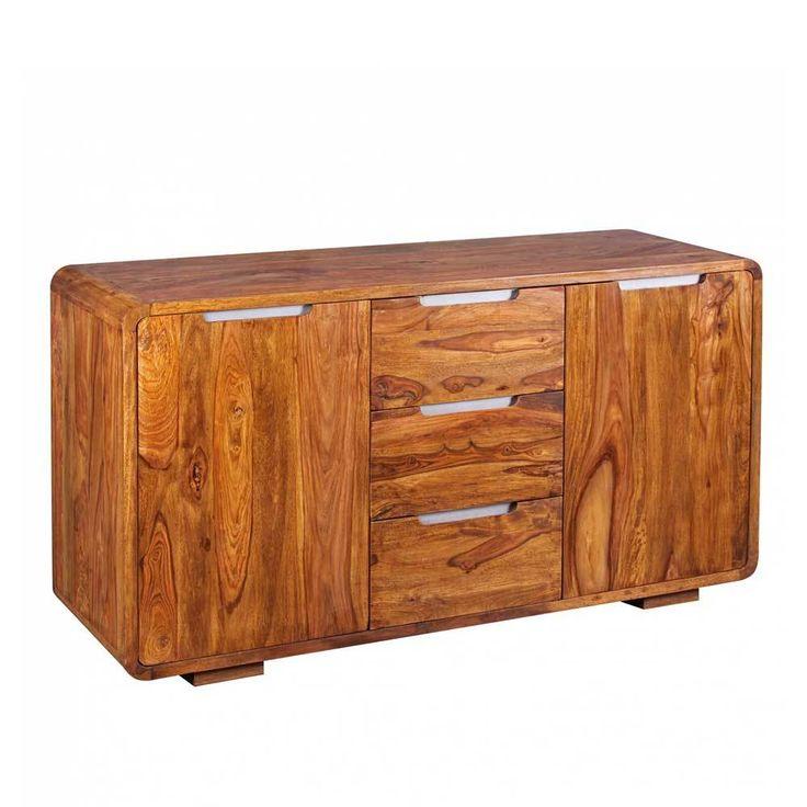 Superb Wohnzimmer Sideboard aus Sheesham Massivholz cm Jetzt bestellen unter https moebel