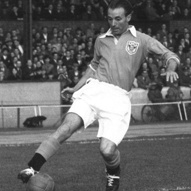 Stanley #Matthews #Blackpool