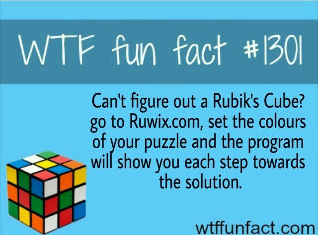 Rubiks cube rubix