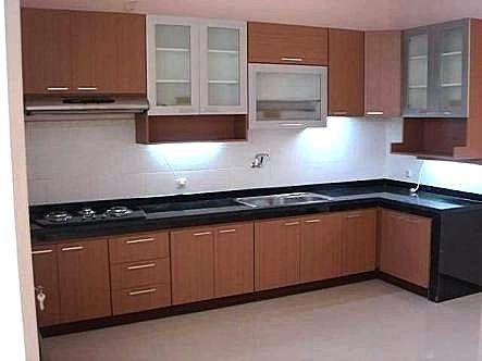 Kitchen Set Sederhana Modern Kecil