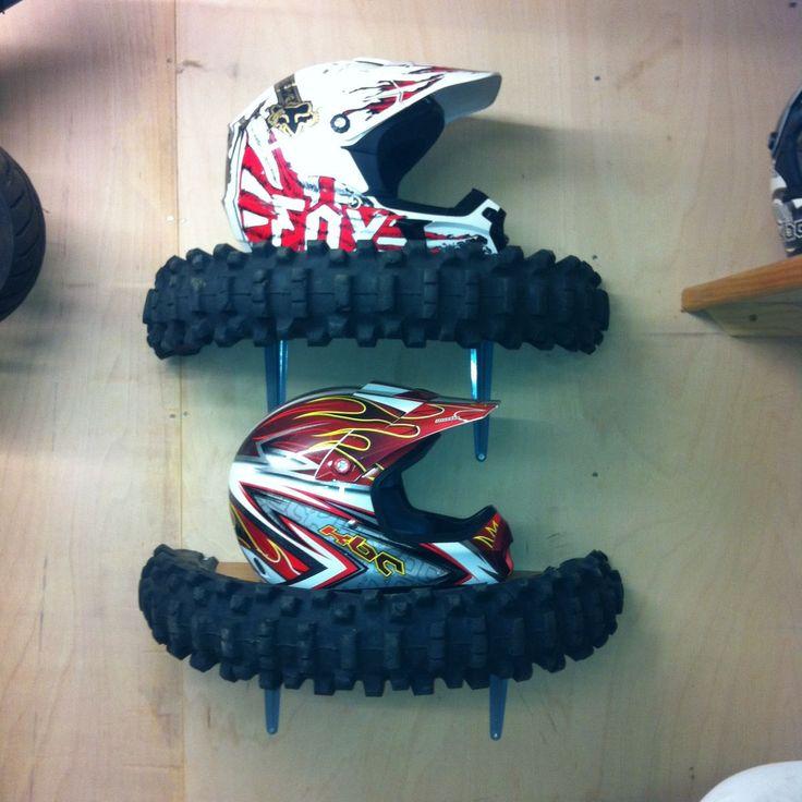 Delightful Motorbike Tyre Shelf   ☎ Call We Need 2