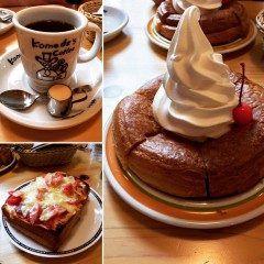 昨日は久しぶりにコメダ珈琲の福津店へ  初めて行く店舗です  コメダも出店ラッシュですね  たまごたっぷりピザトーストコーヒーそしてもちろんシロノワールをいただきました  正しい食べ方が分かりません    #コメダ珈琲#シロノワール#福津#福岡 tags[福岡県]