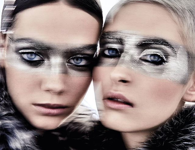 When the weather turns frosty... || Photo: @owenbruce | Styling @veroniquedelisle | Beauty direction: @kflemming | Art direction: @jedtallo for ELLE Canada's December 2017 issue via ELLE CANADA MAGAZINE OFFICIAL INSTAGRAM - Fashion Campaigns  Haute Couture  Advertising  Editorial Photography  Magazine Cover Designs  Supermodels  Runway Models