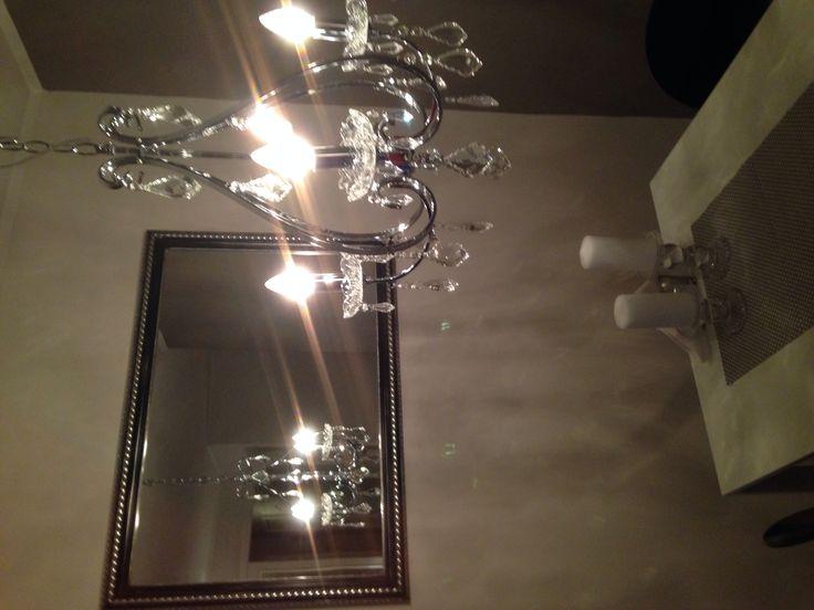 My diningroom. New mirror