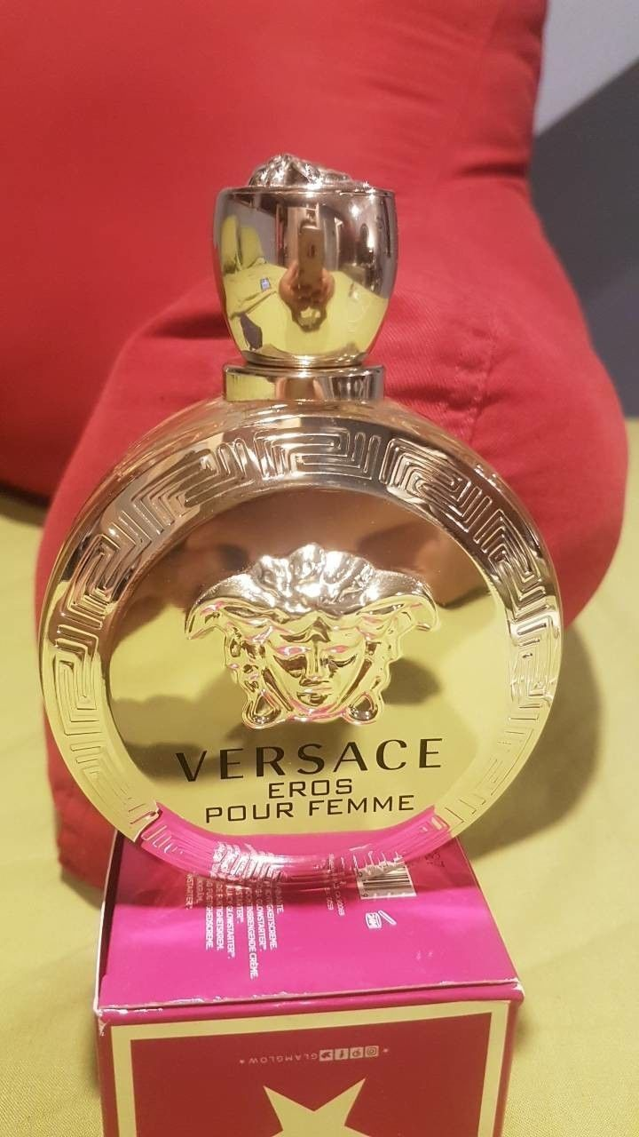 5500 Versace Eros Pour Femme By Gianni Versace 34 Oz Edp Perfume