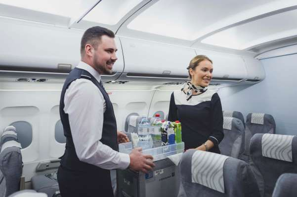 Discovery | CV de un tripulante de cabina | 5 pasos que te ayudarán a crear el CV perfecto de un tripulante de cabina.