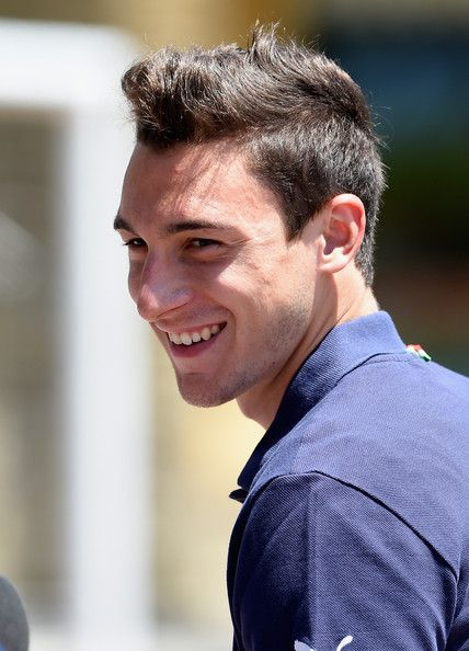 Matteo Darmian of Italy during a training session at Coverciano on June 2, 2014 in Florence, Italy.