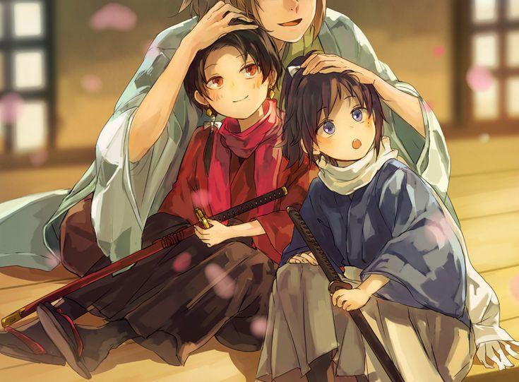 Kashuu Kiyomitsu & Yamato no Kami Yasusada | Touken Ranbu #game