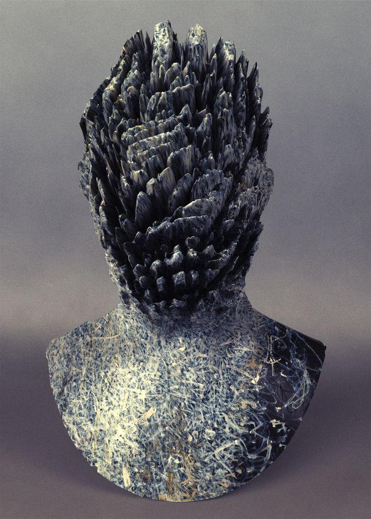 Les bustes de Jon Rafman