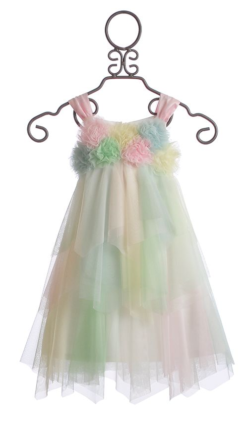 Biscotti Easter Basket Girls and Tween Dress $86.00