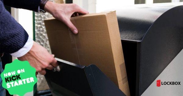 スマートフォンと連携して使う戸建て住宅用宅配ボックス「LockBox」がKickstarterでクラウドファンディング中だ。2014年にオランダで開発され、オランダ国内のパイロットユーザー300人によるテストを3年間行って完成させたという。