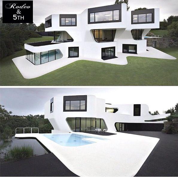 Futuristic home