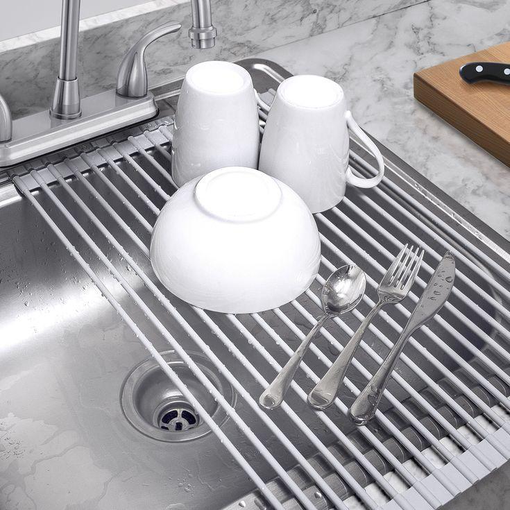 1000 Ideas About Dish Drying Racks On Pinterest Kitchen