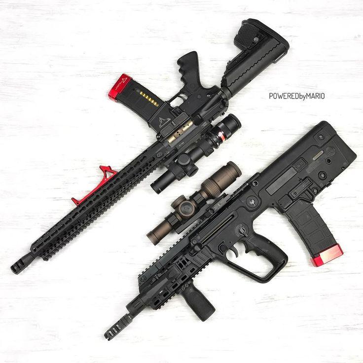 309 отметок «Нравится», 4 комментариев — Mario Caner (@poweredbymario) в Instagram: «Traditional AR or Bullpup? #ar15 #ar #223 #556 #rifle #rifles #gun #guns #gunsofinstagram #weapon…»